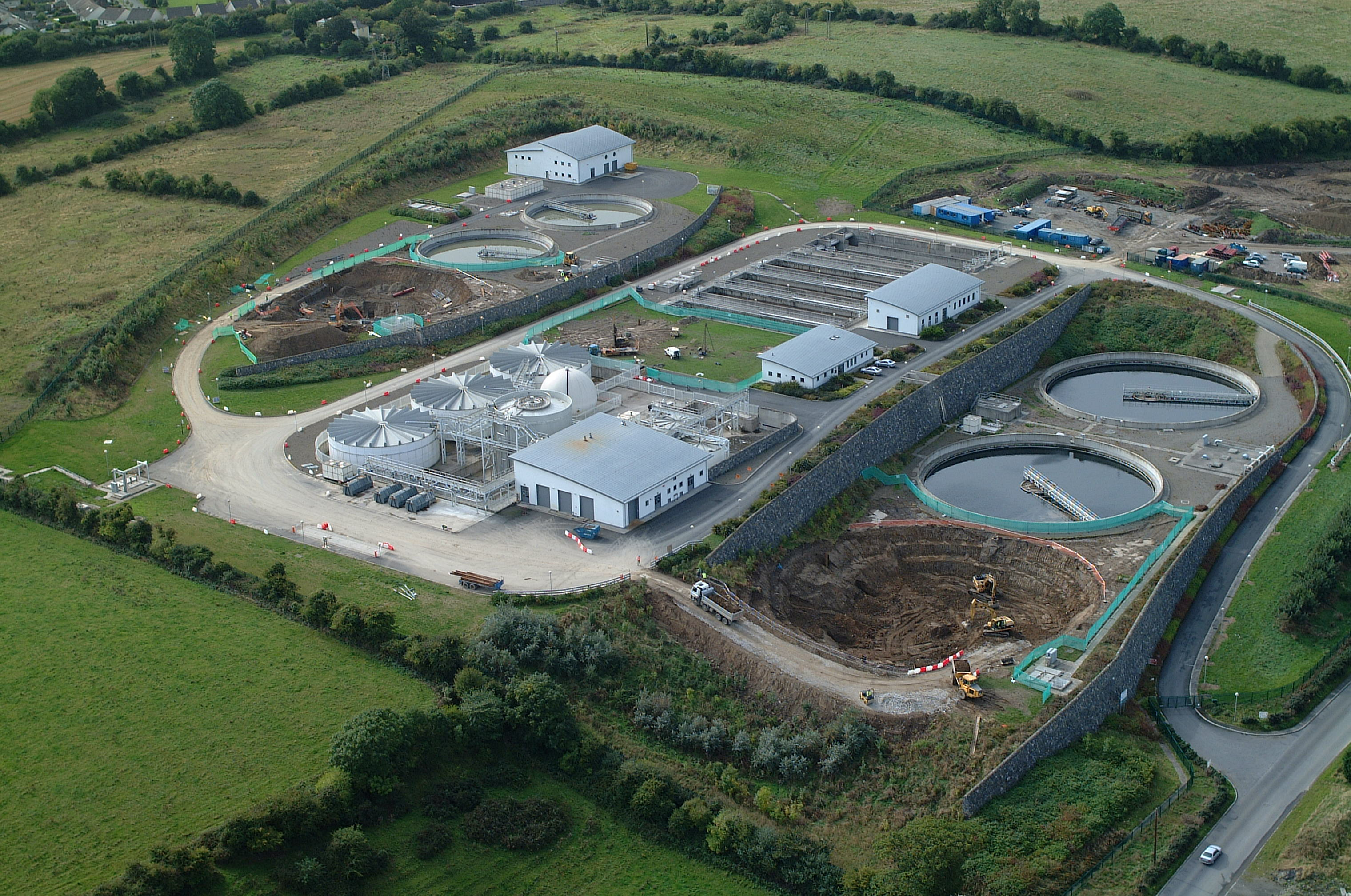 Drogheda Wastewater Treatment Plant - Welcome to Coffey