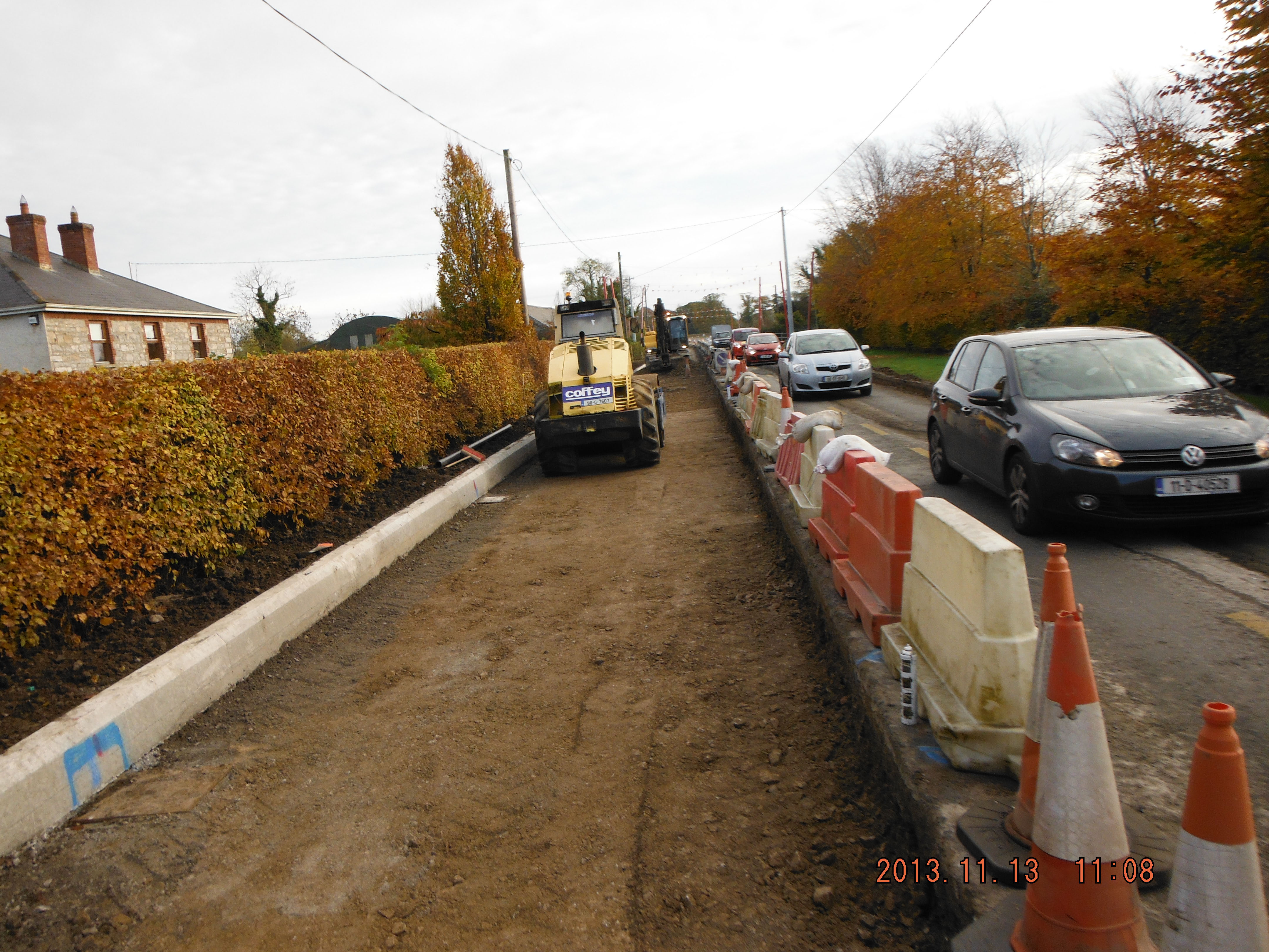 R402 Enfield to Edenderry Road Improvement - Welcome to Coffey Group