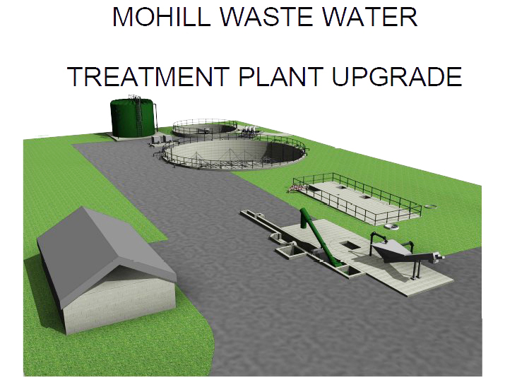 Mohill and Manorhamilton Wastewater Treatment Plant upgrades