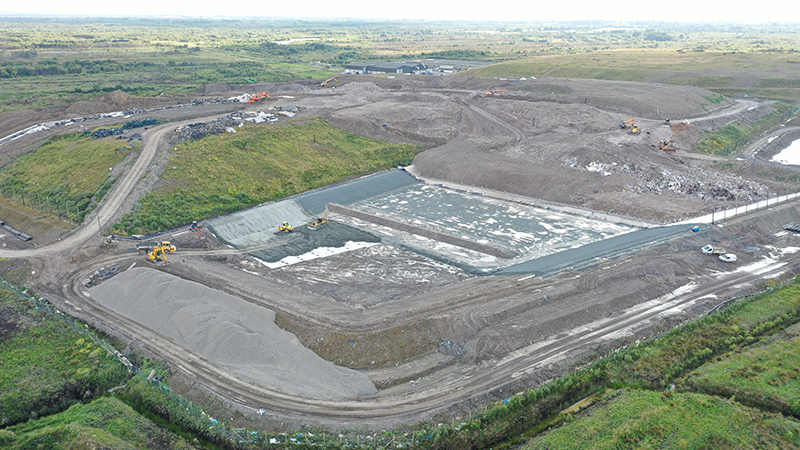Coffey Works at Drehid Landfill - July 2021 - 4